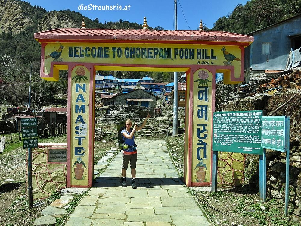 Annapurna Trekking – INFO's die du brauchst