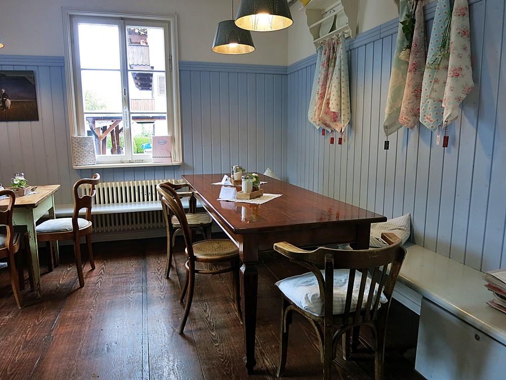Cafe Blaues Haus, Oberstaufen