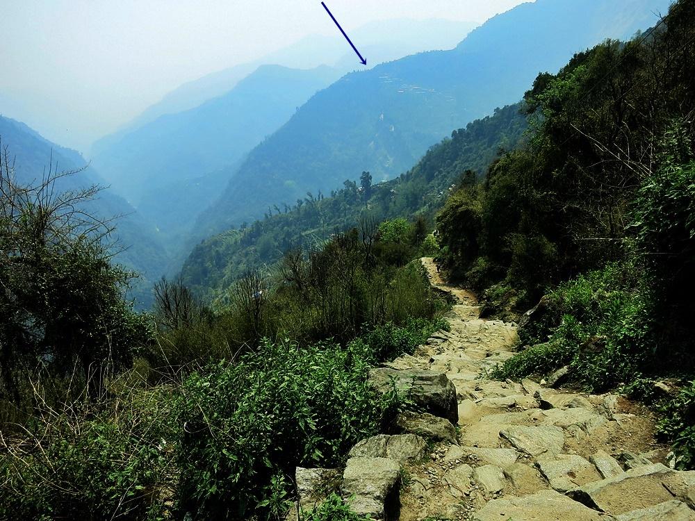 Nepal Trekking Annapurna Chomrong