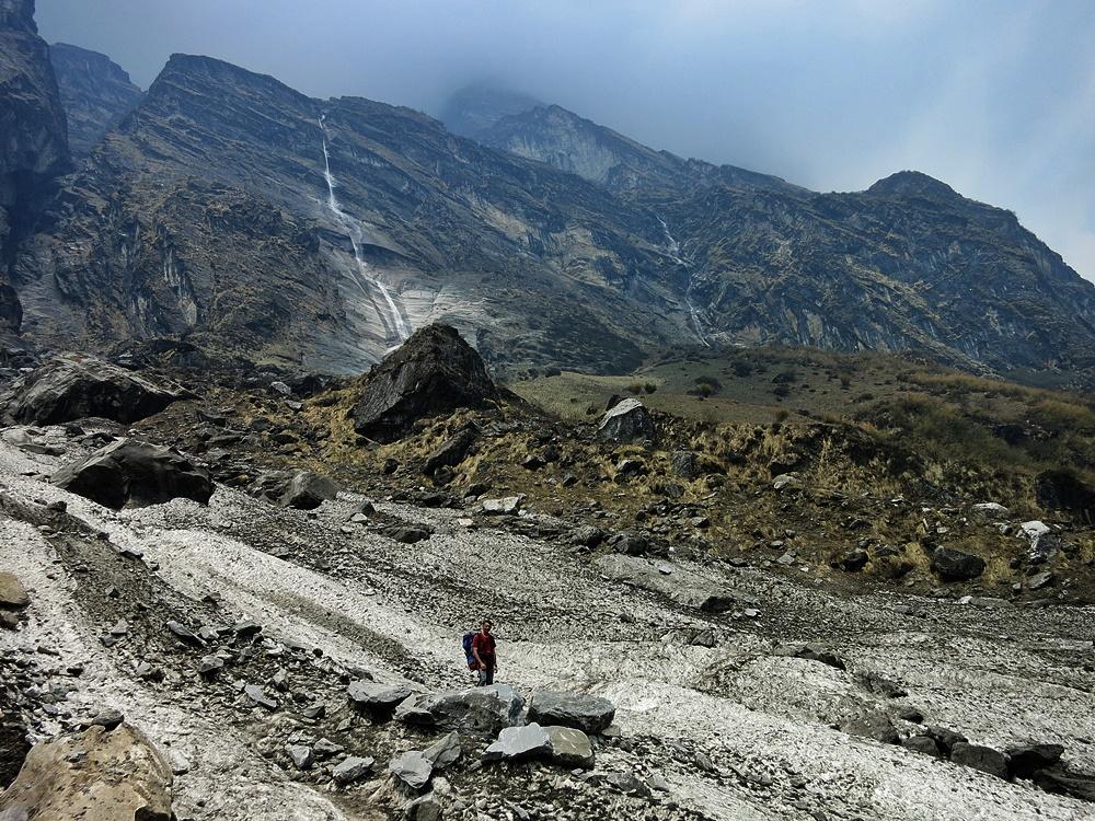 Nepal Trekking Annapurna.