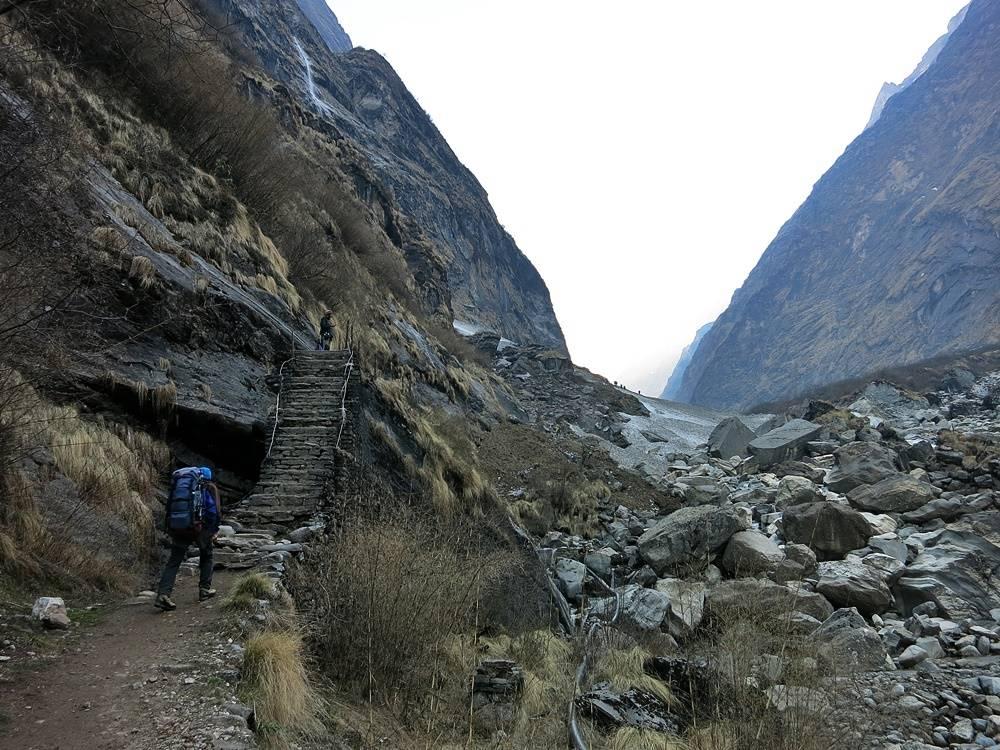 Nepal Trekking Annapurna Base Camp