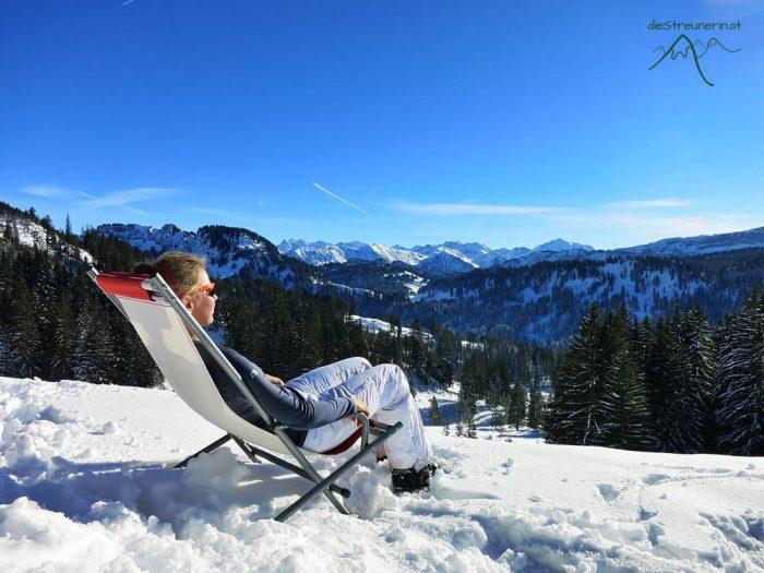 Mittelalpe Grasgehren, Riedberger Horn, Winter, Skitour, Schneeschuhtour, Allgäu