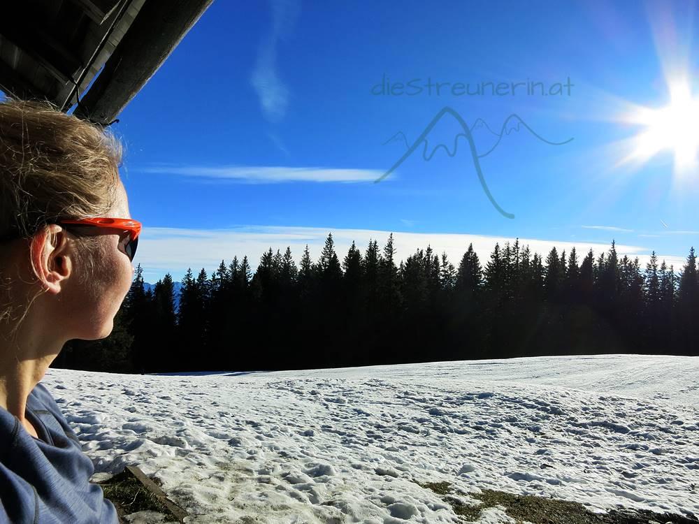 Immenstädter Horn, Allgäuer Alpen, Winterwandern, Allgäu