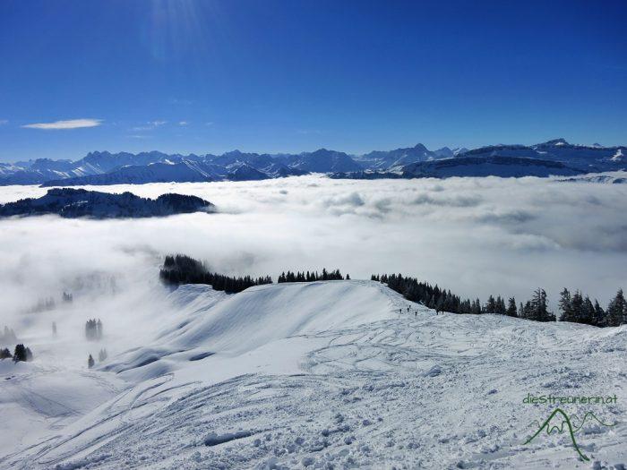 Riedberger Horn- Skitour