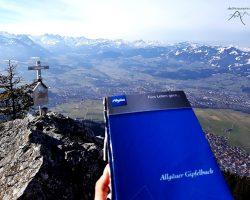 Wanderung Grüntenmassiv Burgberger Hörnle 1.496m & Grünten 1.738m
