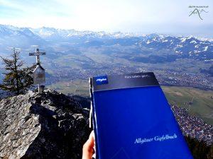 Wanderung Burgberger Hörnle 1.496m und Grünten 1.738m