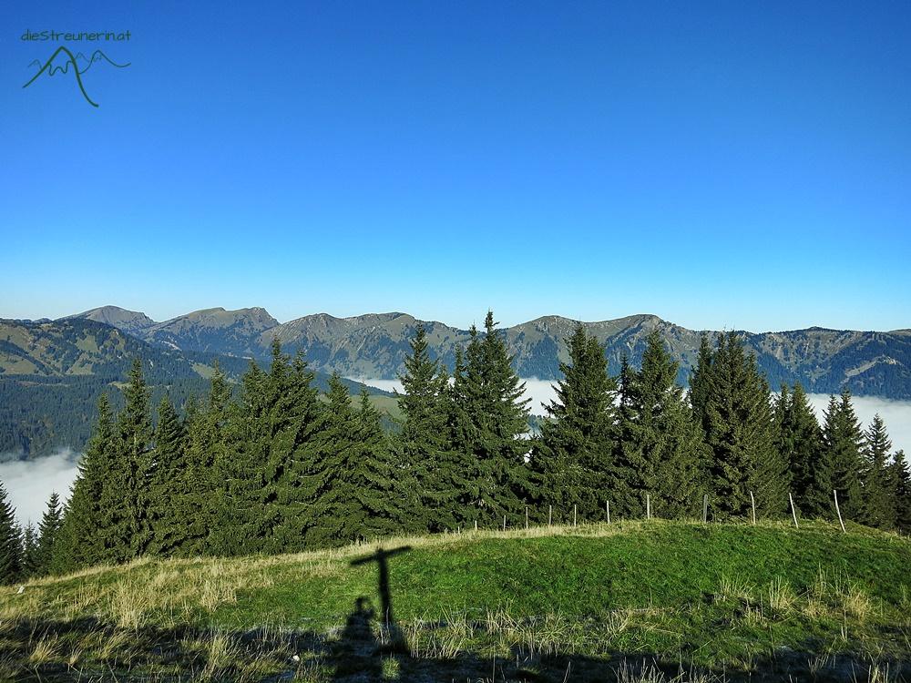 Rangiswanger Horn, Hörnergruppe, Allgäu, Wanderung