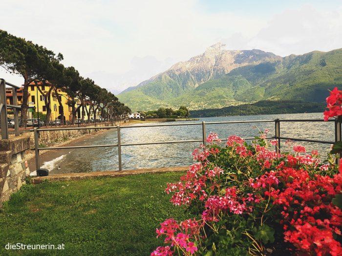 Comer See, Lago di Como, Norditalien, Domaso, Wandern, Mountainbike