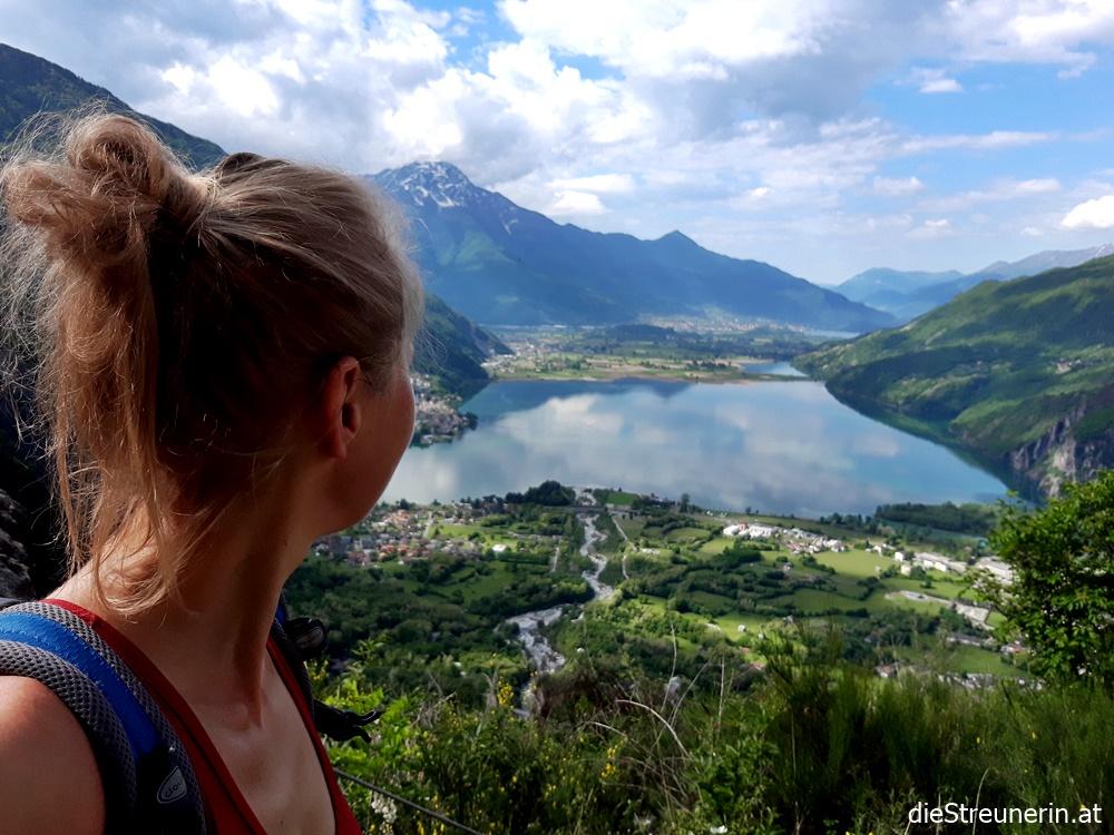 Comer See, Lago di Como, Norditalien, Wandern, Mountainbike