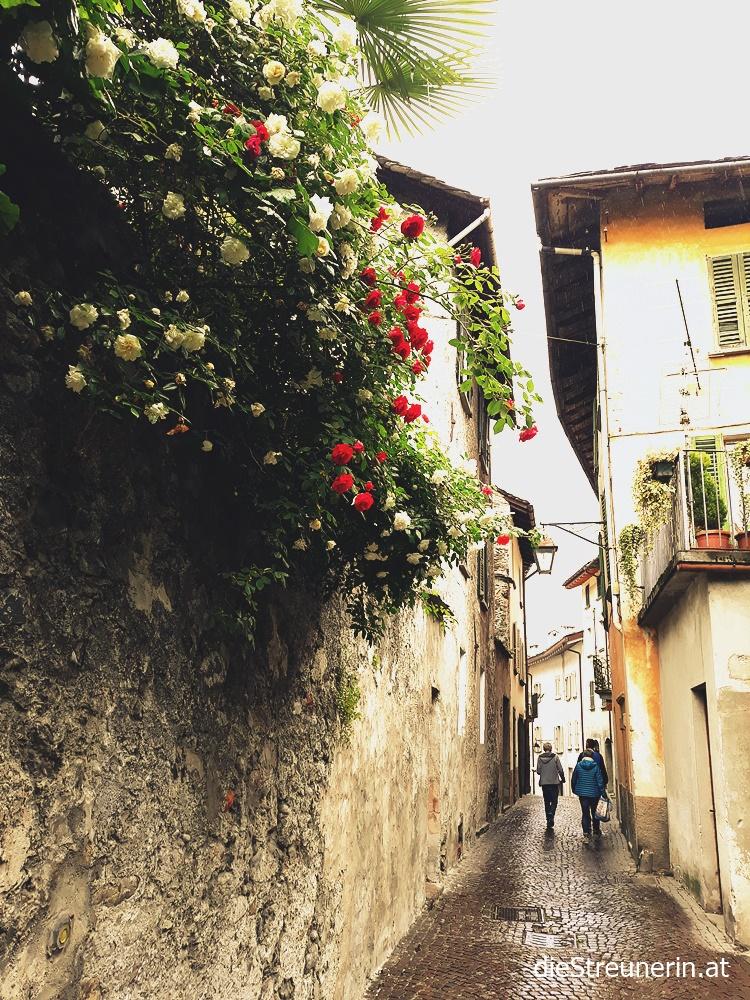 Chiavenna, Norditalien, Lago di Como, Comersee