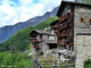 Comer See Wanderung – antiker Ort Savogno