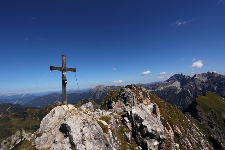 Grossarltal, Karseggalm, Wandern, Tal der Almen, Salzburger Land