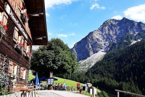 Berggasthof Gaisalpe 1.165m