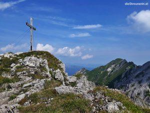 Kleinwalsertal- Wanderung Walser Geißhorn 2.366m