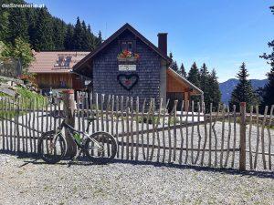 Saisonstart der Berghütten