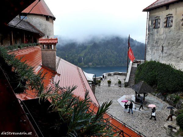 Burg von Bled, Sehenswürdigkeiten, Slowenien