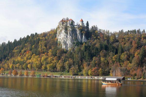 Slowenien, Sehenswürdigkeiten, Burg Bled