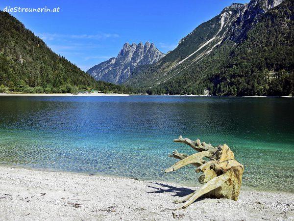 Lago dell Predil, Seebachtal