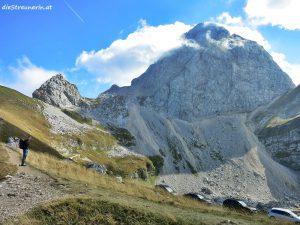 Mangart 2.678m – Julische Alpen – Slowenien