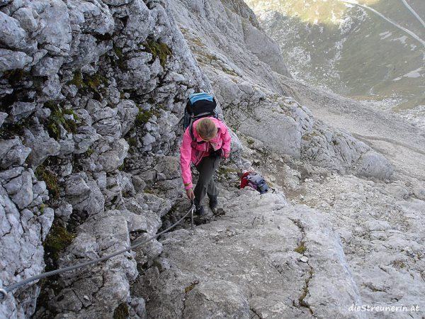 Wandern in Slowenien, Julische Alpen, Mangart