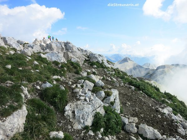 Krn, Julische Alpen, Slowenien, Wanderung
