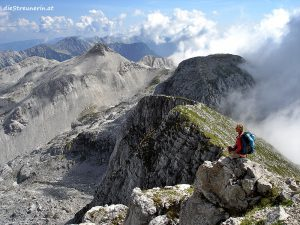 Krn 2.244m Julische Alpen Slowenien