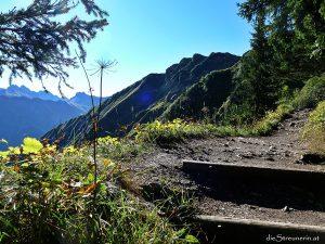 Bergtour Fellhorn 2.038m