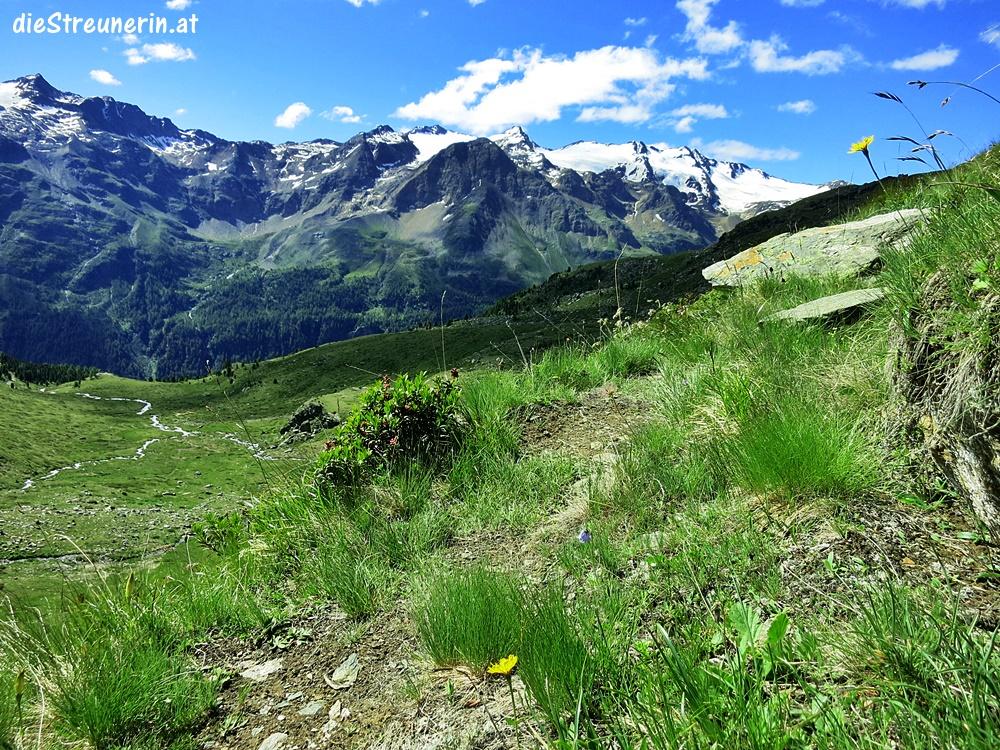 Lyfispitze, Martelltal, Südtirol