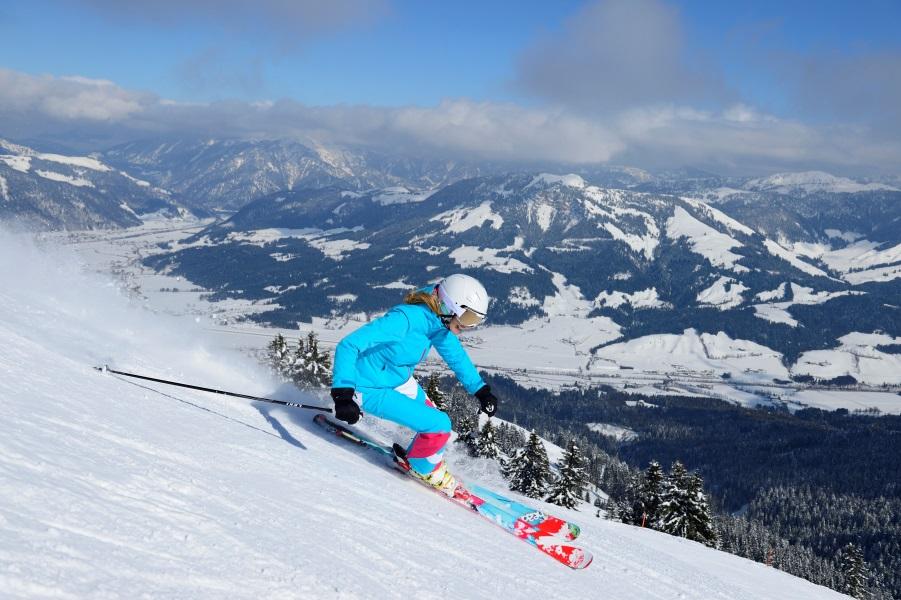 Kitzbüheler Alpen, St. Johann in Tirol