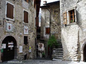 Rundwanderung – schönstes Dorf Italiens Canale di Tenno
