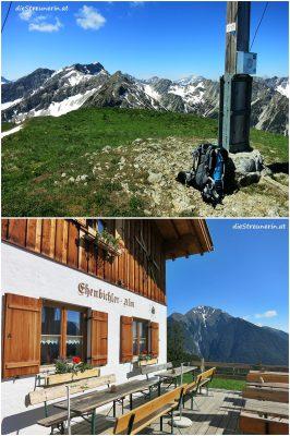 Einfache Gipfel Galtjoch und Abendspitze – Lechtaler Alpen