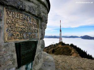 Grünten 1.738m Wanderung Allgäu