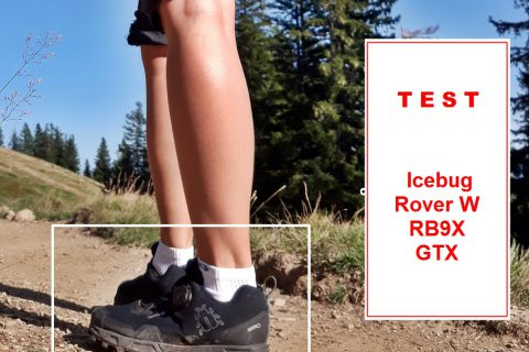 Testbericht: Icebug Rover W RB9X GTX Black