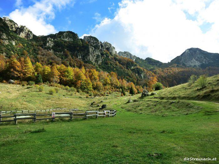 Monte Cornetto, Monte Baffelan, Italien, Rovereto, Venzentiner Alpen