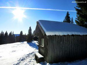 Winterwanderung Gschwender Horn Immenstädter Horn