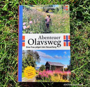 Rezension: Buch Abenteuer Olavsweg