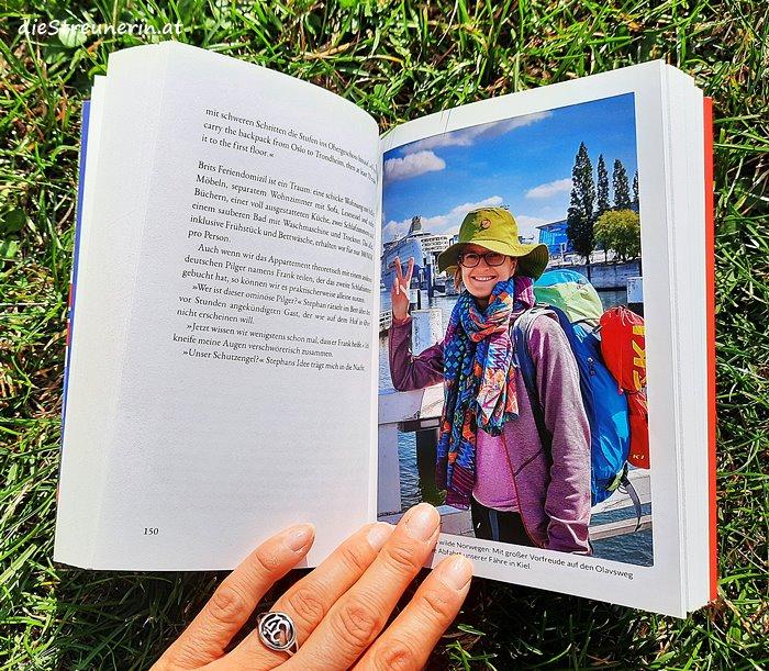Abenteuer Olavsweg Stefanie Jarantowski Rezension