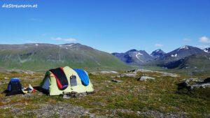 Sarek Trekking – Packliste Mehrtagestouren