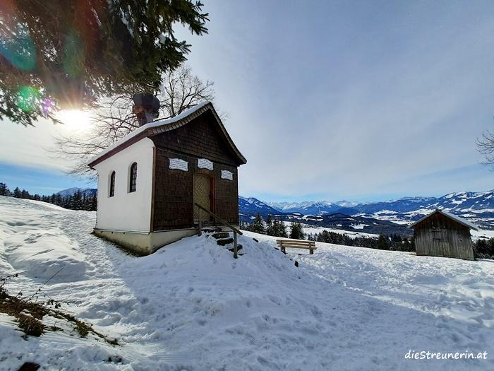 Oberried, Allgäu, Wandern