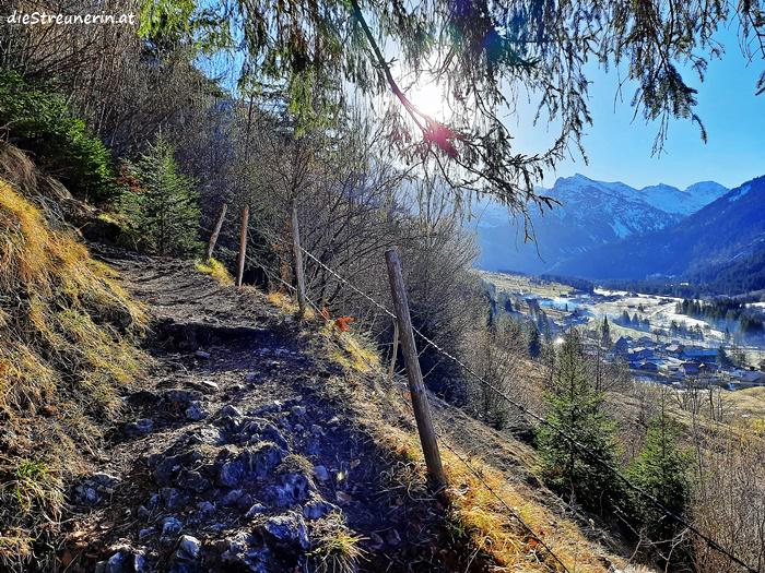 Zipfelsbachalpe, Zipfelsbachwasserfall, Hintersteiner Tal, Allgäu